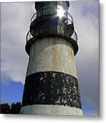 Cape Disappointment Lighthouse 002 Metal Print