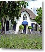 Cape Dutch Cottage Metal Print