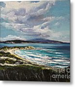 Cape Elias Skiathos Greece Metal Print