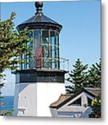 Cape Mears Or Lighthouse 2 Metal Print