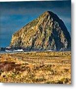 Cape Mendocino Metal Print
