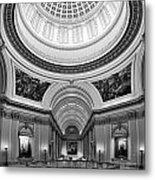 Capitol Interior Metal Print