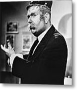 Captain Kangaroo, C1955 Metal Print by Granger