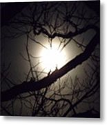 Captured By Your Heart Metal Print