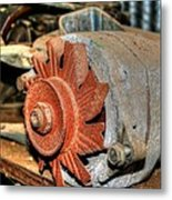 Car Alternator Metal Print