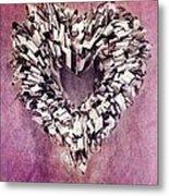 Cardia Metal Print