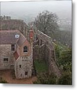 Carisbrook Castle Metal Print