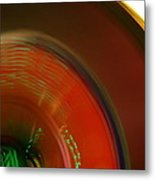 Carnival Lights Metal Print