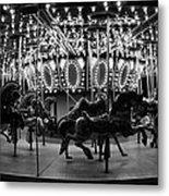 Carousel Work Number One Metal Print
