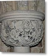 Carved In Stone - Selby Metal Print