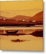 Cashel, Achill Island, County Mayo Metal Print