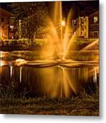 Casino Royale A La Napanee Metal Print