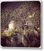Castel Tirolo Metal Print