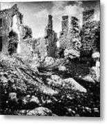 Castle Lyons Metal Print