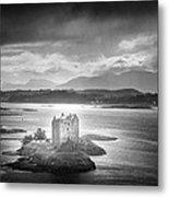 Castle Stalker Metal Print by Simon Marsden