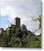 Castle Tirol Metal Print