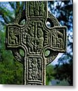 Castledermot, Co Kildare, Ireland North Metal Print