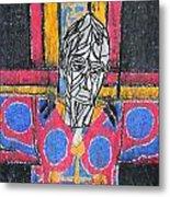 Catalan Jesus Metal Print