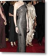 Cate Blanchett Wearing Armani Prive Metal Print by Everett
