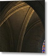 Cathedral Of Chartes Metal Print by Frits Selier