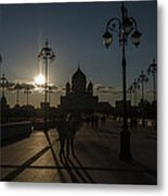 Cathedral Of Christ The Saviour Metal Print