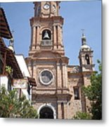 Cathedral Of Our Lady Of Guadalupe Metal Print