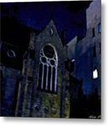 Cathedral On James St Metal Print
