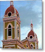 Cathedral On The Square 2 Metal Print