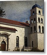 Catholic Church Old Town San Diego Metal Print