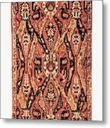 Caucasus: Carpet, C1680 Metal Print