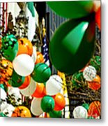 Celebrate Saint Patrick's Day Metal Print