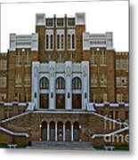 Central High School - No. 2040 Metal Print