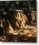 Central Park Wall Metal Print