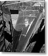 Cessna 195a 1950 Metal Print by Maxwell Amaro