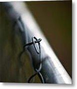 Chain Link Metal Print