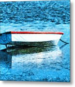 Chained By The Tide  Metal Print