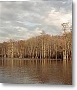 Champion Lake Metal Print
