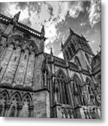 Chapel Of St. John's College - Cambridge Metal Print