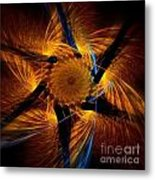 Chariots Of Fire Metal Print