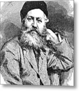 Charles Francois Gounod Metal Print