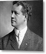 Charles H. Ebbets (1859-1925) Metal Print