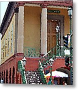 Charleston Market1 Metal Print
