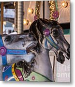 Chat With Me Metal Print