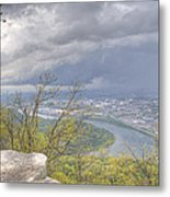 Chattanooga Valley Metal Print