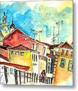 Chaves in Portugal 02 Metal Print