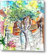 Chaves In Portugal 03 Metal Print