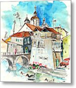 Chaves In Portugal 05 Metal Print