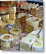 Cheese For Sale Metal Print