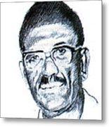 Cheikh Anta Diop Metal Print