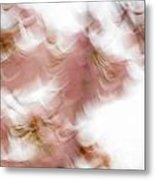 Cherry abstract Metal Print